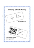 Similar Triangles QR Code Activity