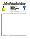Similar and Congruent Character Challenge