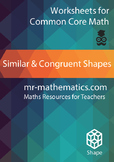 Similar and Congruent Shapes eBook