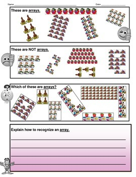Similarities and Differences - Arrays