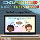 Similarities and Differences | Social Emotional Learning |