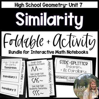 Similarity (Geometry Foldable Bundle #5)
