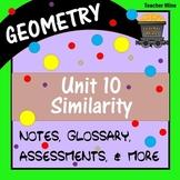 Similarity (Geometry - Unit 10)