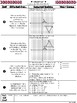 Similarity Transformations Student Scale and Organizer 8.G