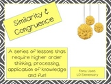 Similarity and Congruence