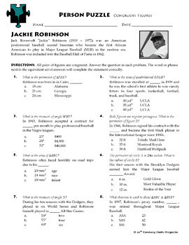 Congruence, Similarity & Scale -- Geometry Curriculum -- Essential Unit Bundle