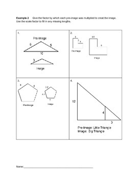 Similarity and Right Triangle Trigonometry Lesson 1 of 3