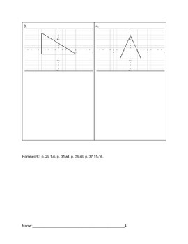 Similarity and Right Triangle Trigonometry Lesson 3 of 3