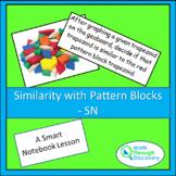 Similarity with Pattern Blocks - SN