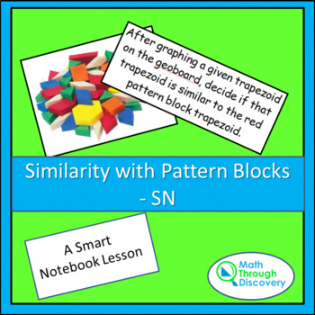 Similarity with Pattern Blocks