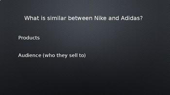 Similarly Spelled Words (Nike and Adidas Lesson Plan)