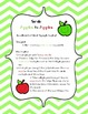 Simile Apples to Apples