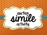 Simile Auction Activity