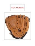 Simile (Baseball Theme)