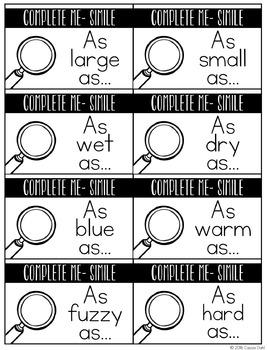 Simile Centers