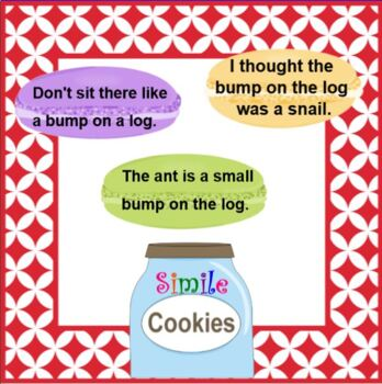 Simile Cookie Jar