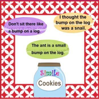 Simile Cookie Jar