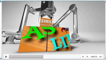 FIGURATIVE LANGUAGE (SIMILE) - Interactive PowerPoint