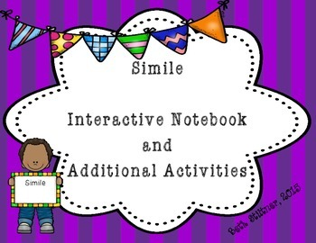 Simile Interactive Notebok