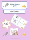 Simile Memory Game