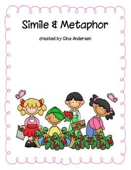 Simile & Metaphor Activities