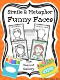 Simile & Metaphor Funny Faces