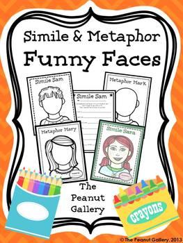 Simile & Metaphor Funny Faces