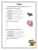 FIGURATIVE LANGUAGE 10 GAMES, 13 WORKSHEETS, 60 CARDS Bundle