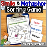 Simile and Metaphor Sorting Game