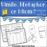 Simile, Metaphor, or Idiom?