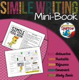 Simile Mini-Book (A Perfect Addition to an ELA Interactive Notebook)