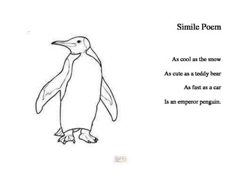 Simile Poem