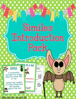 Simile Introduction Pack