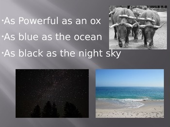 Simile PowerPoint