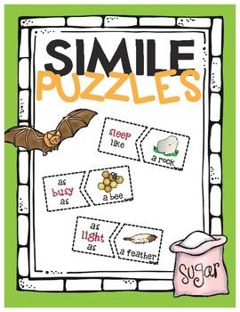 Simile Puzzles