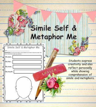 Simile Self & Metaphor Me