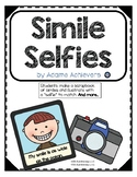 Simile Selfies Layer Book and Other Activities