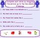 Simile Smartboard Lesson - Figurative Language Smartboard Lesson