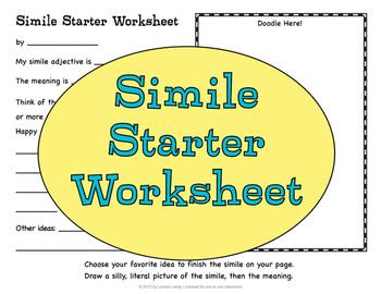 Simile Starters