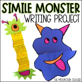 Simile Writing & Monster Craft