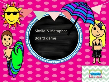 Simile and Metaphor Board Games