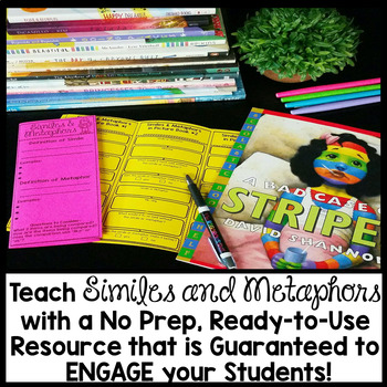 Simile and Metaphor Brochure Tri-fold