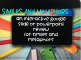 Simile and Metaphor Interactive Review