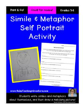 Simile and Metaphor