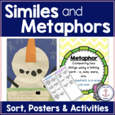 Simile and Metaphor Sort and Activity