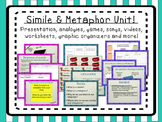 Simile and Metaphor Unit