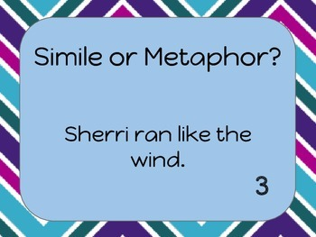 Simile or Metaphor? Read the Room L4.5a