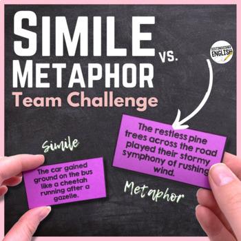 Simile vs. Metaphor Game