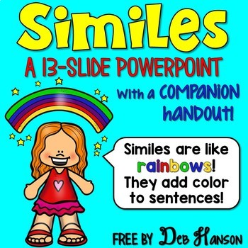Similes PowerPoint