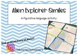 Similes Activity: Alien Explorer